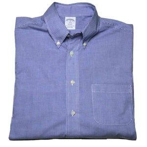 Men's Brooks Brothers Shirt Regent Size M